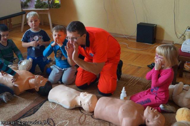 przedszkole pierwsza pomoc