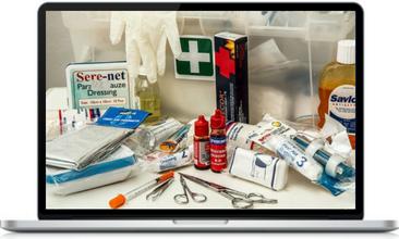 Prywatna apteczka pierwszej pomocy