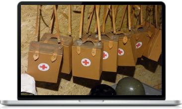 Historia pierwszej pomocy