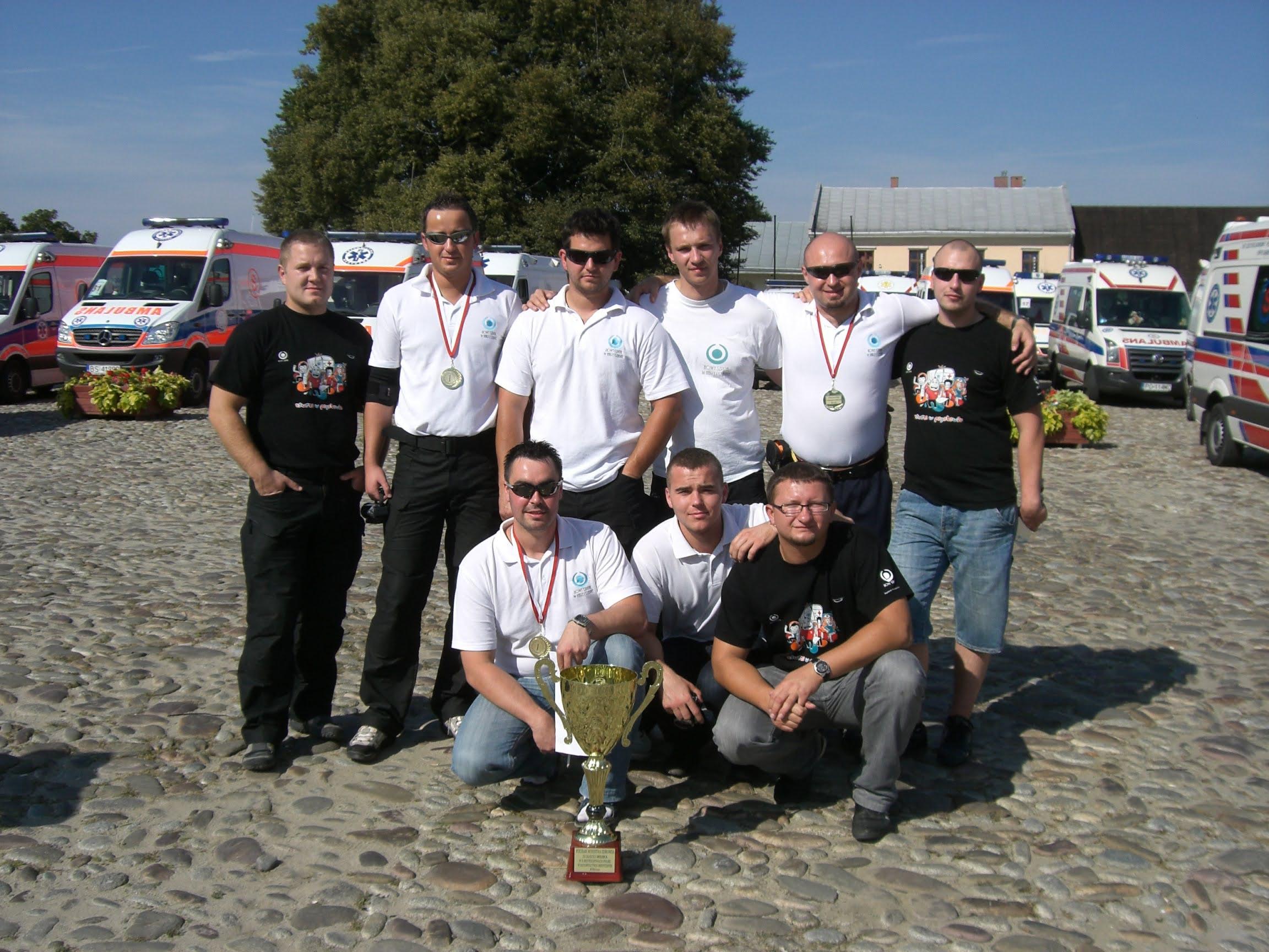 • Udział w Międzynarodowych Mistrzostwach Warmii i Mazur w Ratownictwie Medycznym Olsztyn 2011 zdobycie 1 miejsca